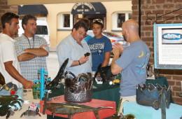 Charleston City Market – across from Henry's