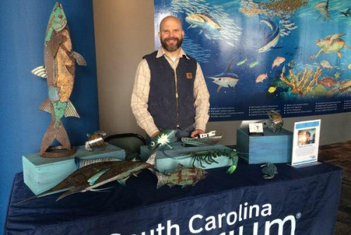 meet & greet @ sc aquarium!